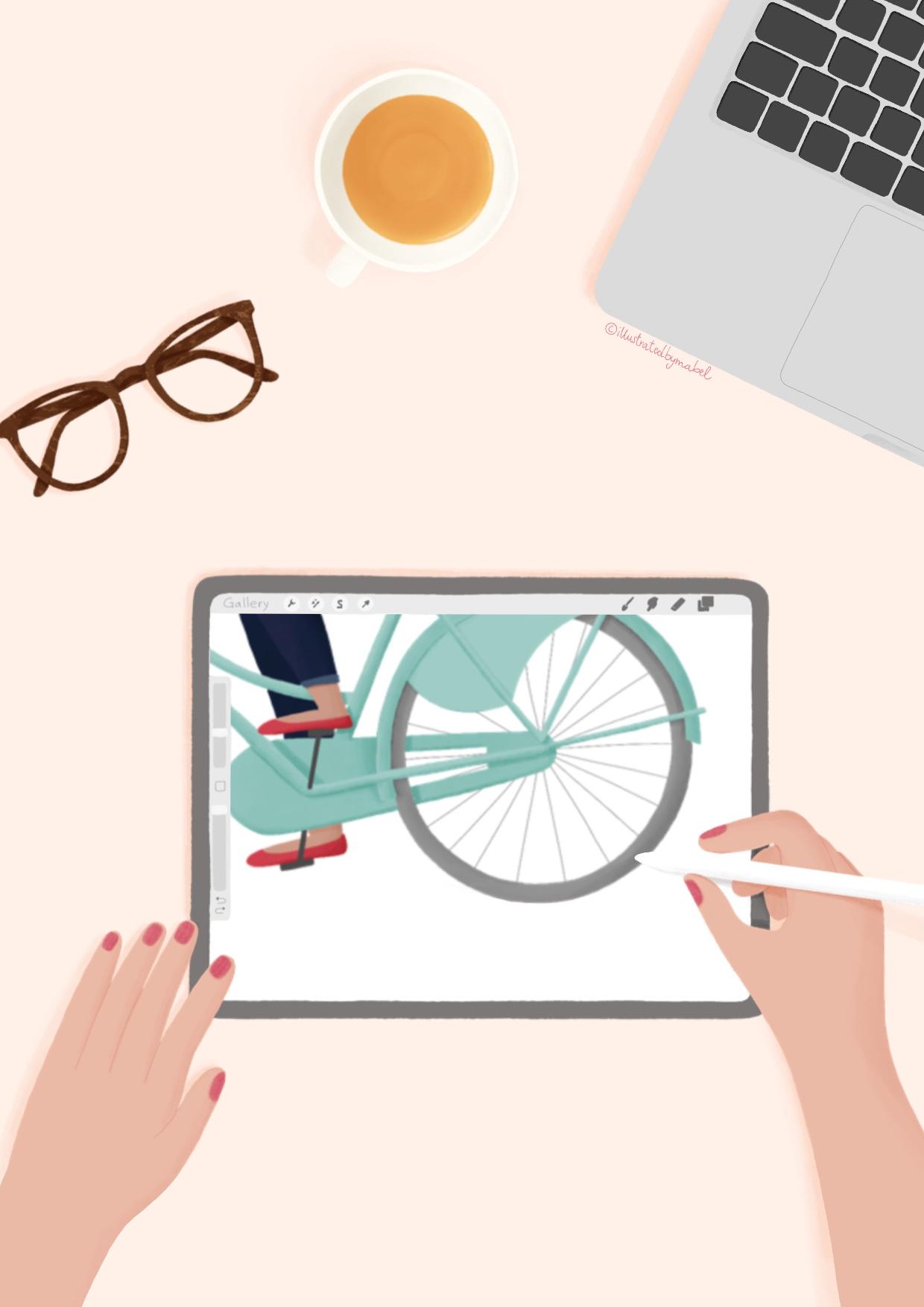 custom illustration services